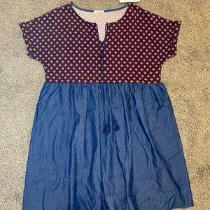 Oddy Dress